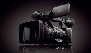 Sony добавила в портфолио видеокамер handycam новый пользовательский 4k-камкордер