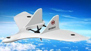 Sony начинает выпуск собственных дронов