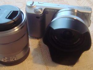 Sony nex-5. фотокамера для продвинутого «чайника»