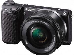 Sony nex-5t: интеллектуальная съемка и беспроводная передача данных