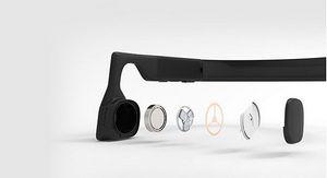 Sound around беспроводные наушники с технологией костной проводимости