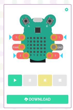 Создаем виртуального питомца из платы codebug