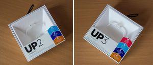 Спорт-семейство: jawbone up3 и up2 с позабытым товарищем up24