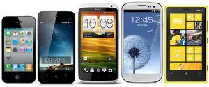 Субъективное сравнение звука пяти актуальных смартфонов
