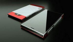 Сверхзащищённый смартфон turing с корпусом прочнее стали