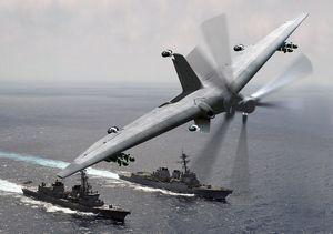 Tern — новый дрон для вмф сша