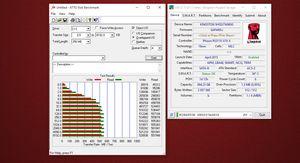 [Тестирование] твердотельный накопитель hyperx savage емкостью 960 гигабайт