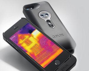 The flir one: что умеет тепловизор для телефона?