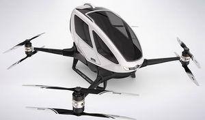 Тяжёлые дроны для доставки лёгких, печени и почек