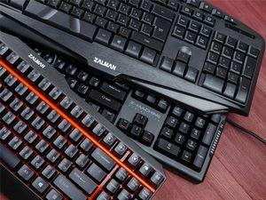 Трио из zalmanвилля: игровые клавиатуры zm-k400g, zm-k500 и zm-k700m