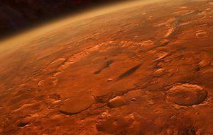 Удивительный марс