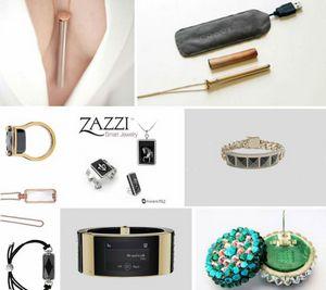 Умная бижутерия: кольца, браслеты, серьги и кулоны, которые на что-то способны