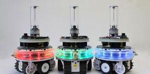 В бельгии разрабатывают «нервную систему» для роботов