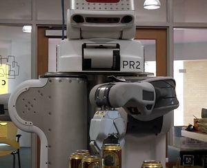 В mit создали команду роботов для обслуживания в баре