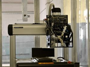 В продаже появился российский принтер, печатающий микроэлектронику