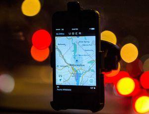 В uber и google разрабатывают такси с автопилотом