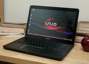 Vaio fit - новый многофункциональный ноутбук от компании sony