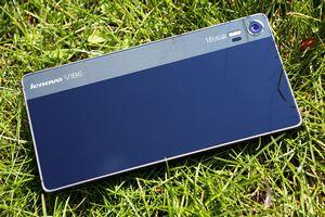 Vibe shot: первый камерофон lenovo в действии