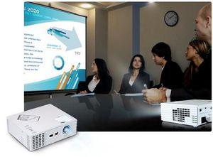 Viewsonic представил новые сетевые и короткофокусные проекторы
