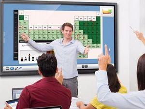 Viewsonic представляет в россии новые интерактивные дисплеи viewboard