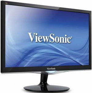 Viewsonic продемонстрировала линейку мониторов для игр и развлечений