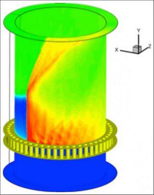 Вмс сша делают ставку на ротационные детонационные двигатели