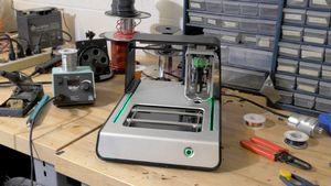 Voltera v-one: быстрое изготовление печатных плат для прототипов электронных устройств