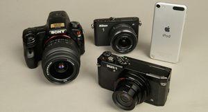 Выбираем фотокамеру: зеркалка, беззеркалка, компакт или смартфон?