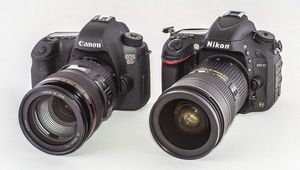 Выбираем недорогой полнокадровый аппарат: canon 6d против nikon d600