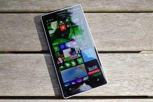 Windows phone 8.1 на lumia 930 — первый блин комом?