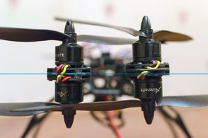 Xaircraft x650 и аэро-фотография