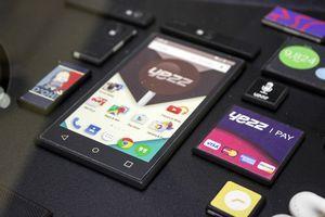 Yezz показала первые блоки для модульного смартфона ara