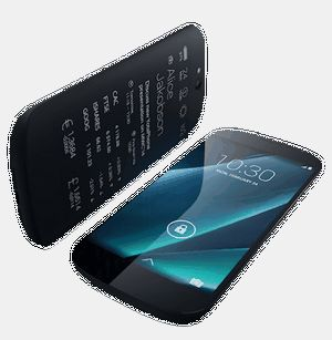 Yotaphone: смартфон, который включен всегда