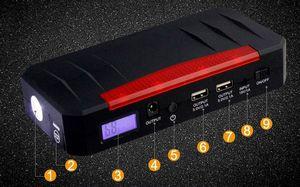 Заряд на любой случай жизни или пусковое устройство v5 car jump starter 21000mah