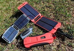 Зарядные устройства powertraveller подарят вам энергию солнца