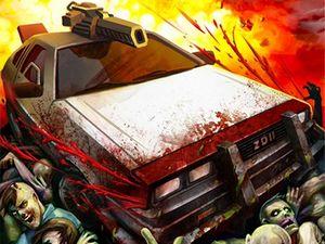 Zombie derby 2 — зомби, тачки, дубль два